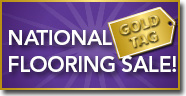 Fall Home Makeover Flooring Sale