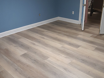 COREtec flooring project by The Floor Shop Winchester in Winchester, Virginia